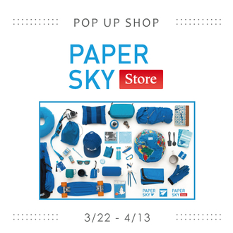 POP UP SHOP:PAPERSKY STORE